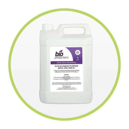 bio-urinestain