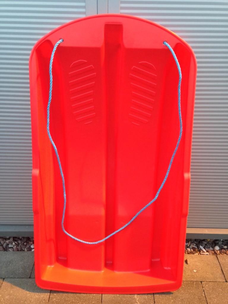 big red sledge