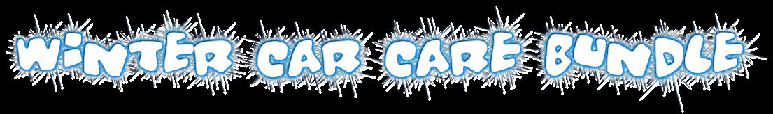 snowman winter car care